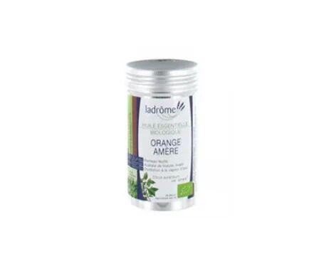 Ladrôme Huile Essentielle Biologique Orange Amère 10 ml