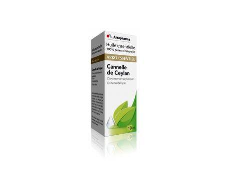 Arkopharma Arko Essentiel Huile Essentielle De Cannelle De Ceylan 10 ml