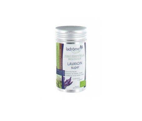 Ladrôme Huile Essentielle Biologique Lavandin Super 10 ml