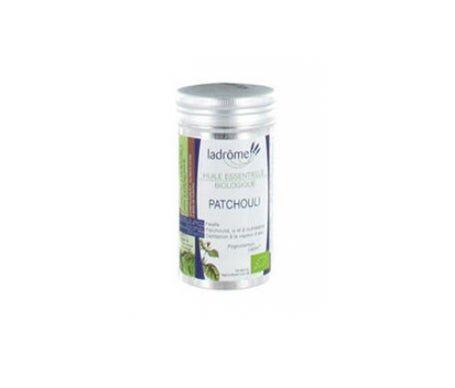 Ladrôme Huile Essentielle Biologique Patchouli 10 ml