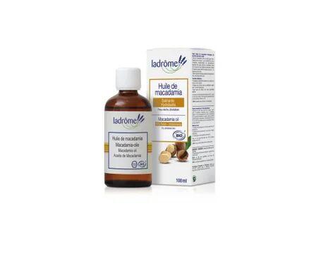 Ladrôme Huile Végétale Noix De Macadamia 100 ml