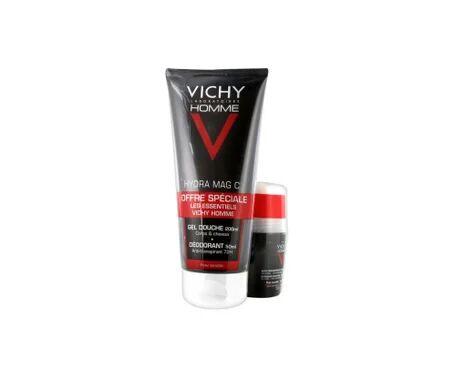 Vichy Vichy Homme Gel Douche 200ml + Déodorant 50ml