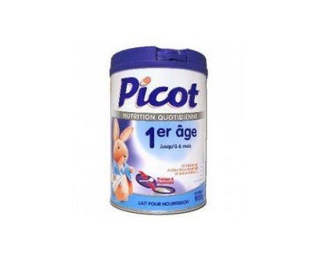 Picot Nutrition Quotidienne Lait 1er Âge 900g
