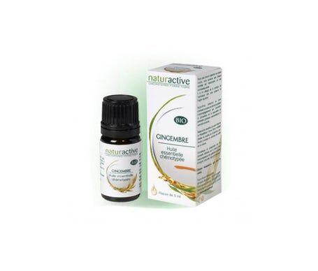 Naturactive Bio Huile Essentielle De gingembre Flacon 5 ml