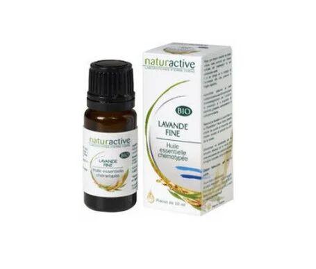 Naturactive Huile Essentielle Lavande Fine Bio 10ml