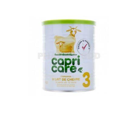 Capricare Pediact Capricare Croissance Lait de Chèvre 3ème âge 800g