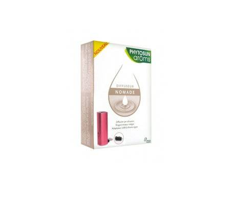 Phytosun Aroms Diffuseur d'Huiles Essentielles Nomade Rose