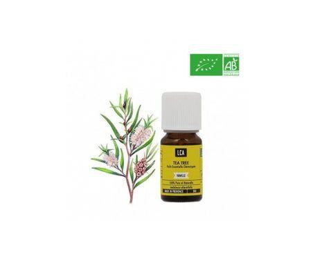 LCA Combe d'Ase Huile Essentielle Bio Tea Tree 10ml
