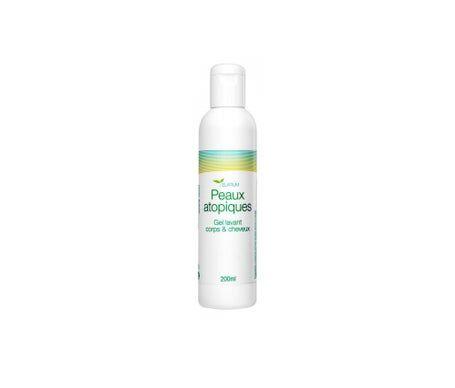Elatium Gel Lavant Corps & Cheveux Peaux Atopiques 200 ml