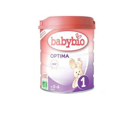 Babybio 1Ag Optima Lait Bio800g