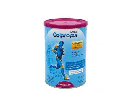 Depots Gener Pharma Colpropur Active Fruit Bois Dose30