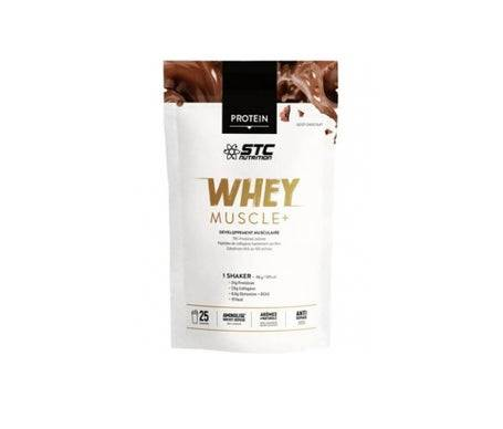STC Nutrition Stc Whey Muscle+ Protein Choco750G