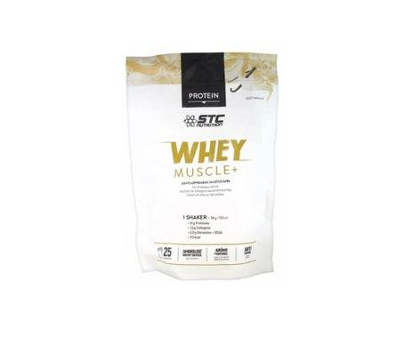 STC Nutrition Stc Whey Muscle+ Protein Vanil750G