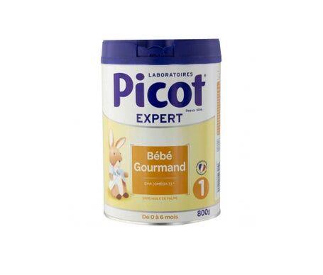 Picot Lait Exp Bb gourmand 1 800g