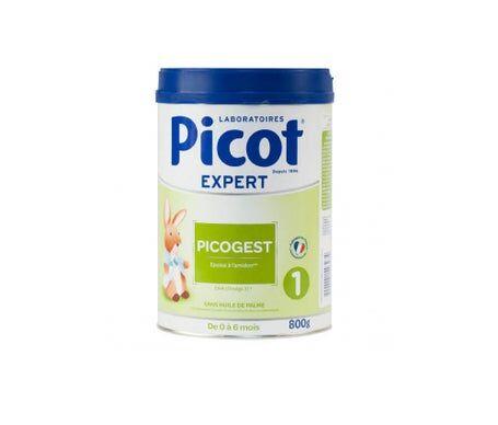 Picot Lait Exp Picogest 1 800g