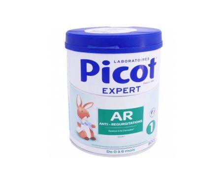 Picot Lait Expert Ar 1 Age 800g