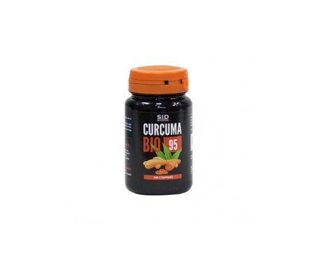 Sidn Curcuma Bio 95 Cpr 120