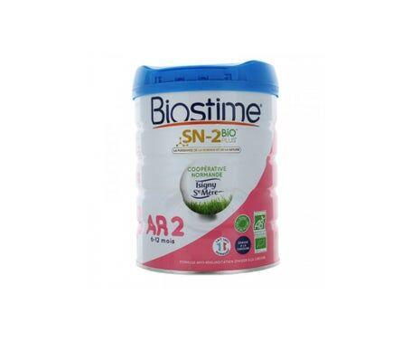 Carrare Biostime Lait en Poudre 0-12 Mois 800g
