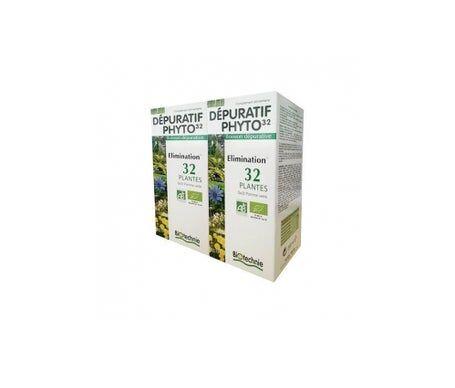 Biotechnie Depurativo Phyto 32 Plantas 2x300ml