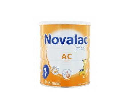 Novalac AC 1er Âge 800g