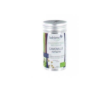 Ladrôme Huile Essentielle Biologique Camomille Romaine 5 ml