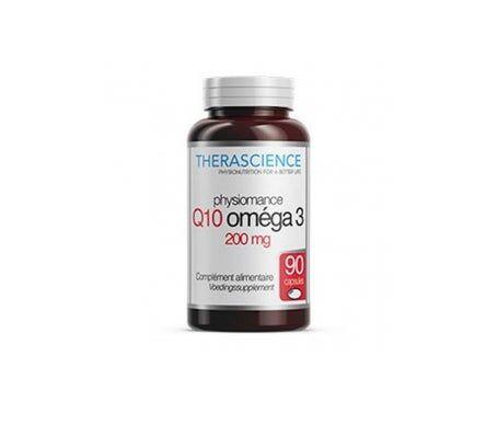 Physiomance Q10/Omega3 Caps 90