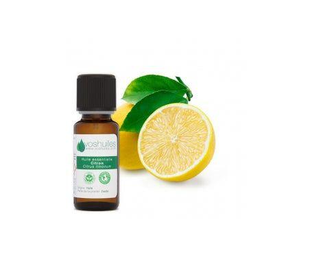 Voshuiles Huile Essentielle De Citron 250ml