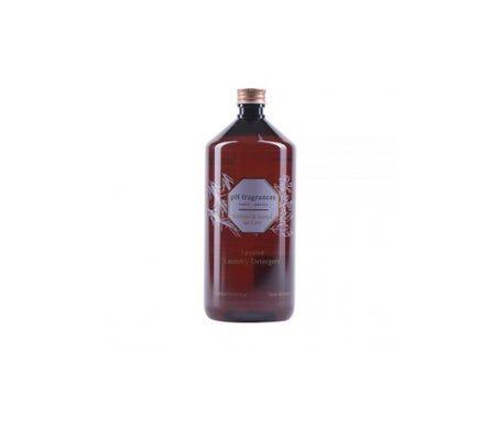 pH fragances pH fragrances Lessive Vétiver & Santal de Cuir 1000ml
