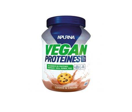 Apurna Vegan Proteine Cookie/Cream