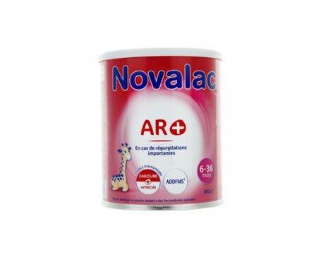 Novalac AR+ 6-36 mois 800 g