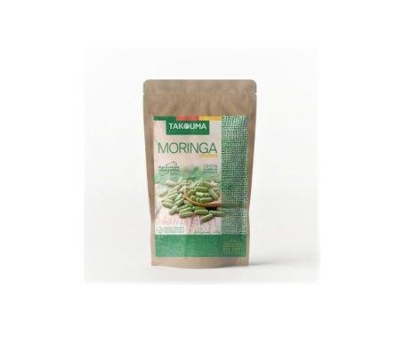 TAKOUMA Bien etre ethique Takuma Moringa Hoja en Polvo Oleifera 550caps