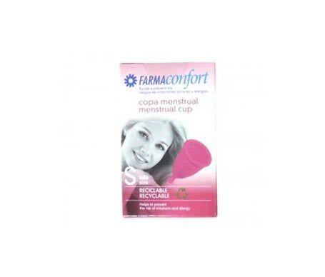 FARMACONFORT Pharmaconfort Menstrual Cup Size S