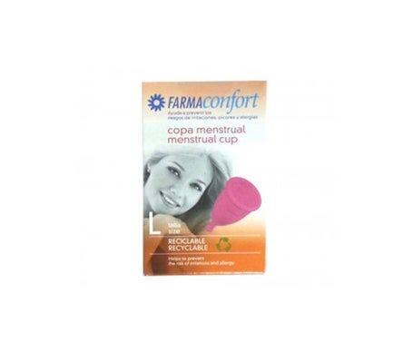 FARMACONFORT Pharmaconfort Menstrual Cup Size L