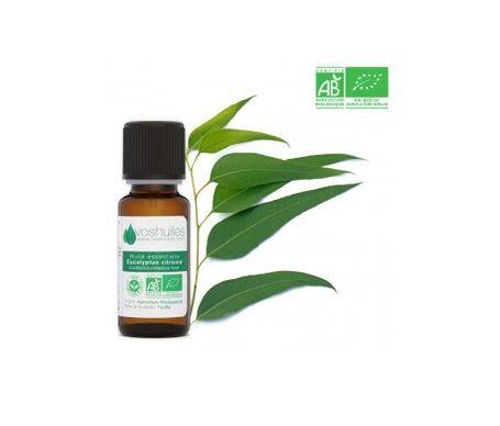 Voshuiles Huile Essentielle D'Eucalyptus Citronné Bio 125ml