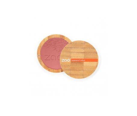 Zao Fard à Joues Compact 322 Brun Rosé 9g