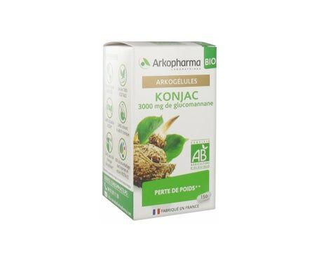Arkopharma Arkogelules Konjac Bio 150caps