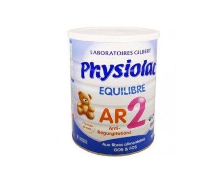 Luc et lea Physiolac Equilibre Ar 2Ôme Ge De 6 · 12 Mois Boite De 800 Grammes