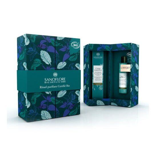 SANOFLORE Coffret Crème Magnifica Anti-Imperfections 40ml + Aqua Magnifica 50ml