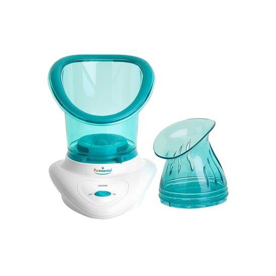 Puressentiel Difusor Con Vapor Vapor Inhalador Y Hammam Facial
