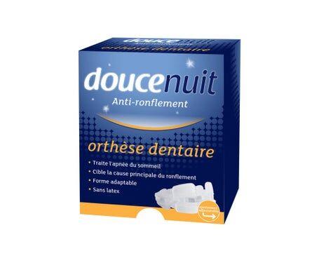 Douce Nuit Orthèse Dentaire 1 Pièce