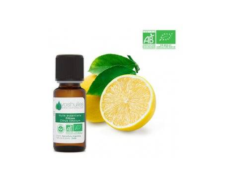 Voshuiles Huile Essentielle De Citron Bio 125ml