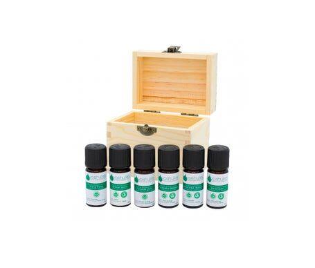 Voshuiles Coffret Aromathérapie 6 Huiles Essentielles