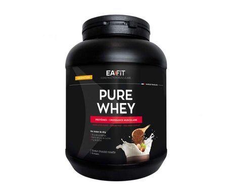 Eafit Pure Whey Chocolat Chocolat Noisette 750g