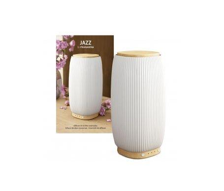 Pranarôm Diffuseur Pranarom Cer'Amica Jazz et Bambou Blanc