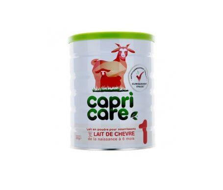 Biogaia Pediact Capricare lait de chèvre 1er âge 800g