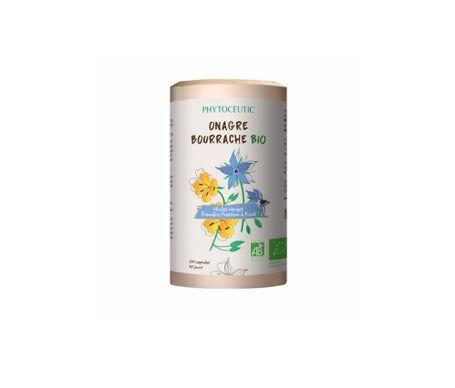 Phytoceutic Huile Onagre Bourrache Bio 120caps