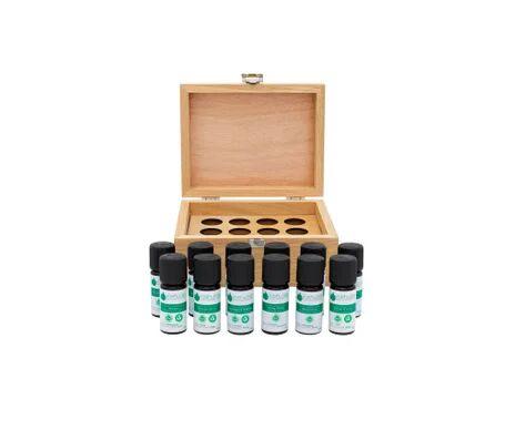 Voshuiles Coffret Aromathérapie 12 Huiles Essentielles