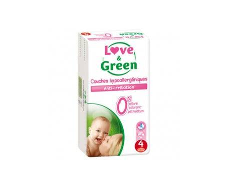 love and green Love & Green Couches Hypoallergéniques T4 x46
