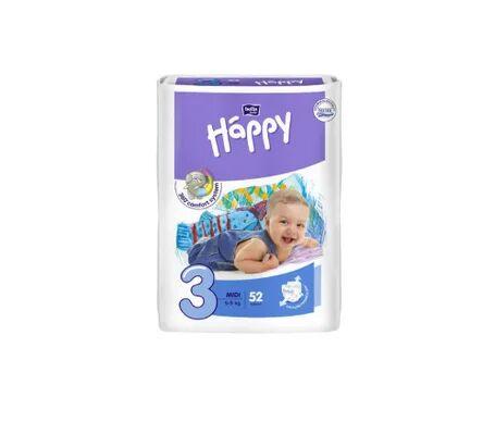 Happy Couches Newborn T3 (5 À 9 Kg) X 52