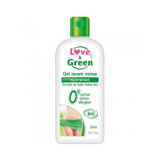 love and green Love & Green Gel lavant Intime Hydratant 200ml